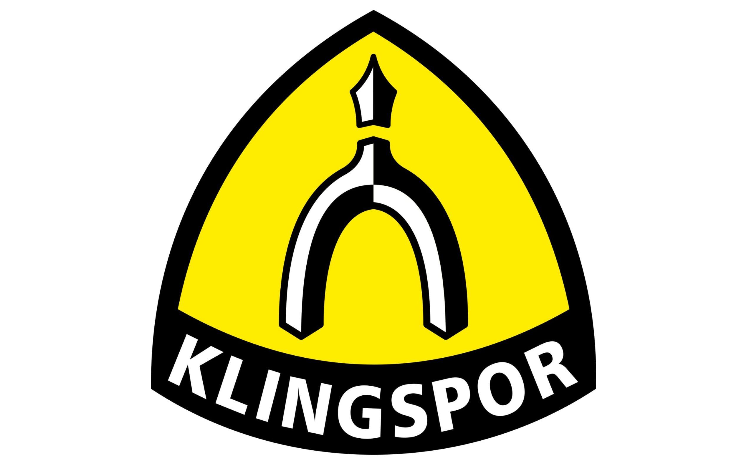 Klingspor-Emblem